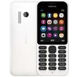 诺基亚(NOKIA) 215 GSM手机(白色) 双卡双待