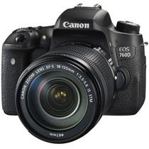 佳能EOS760D(18-135)单反相机