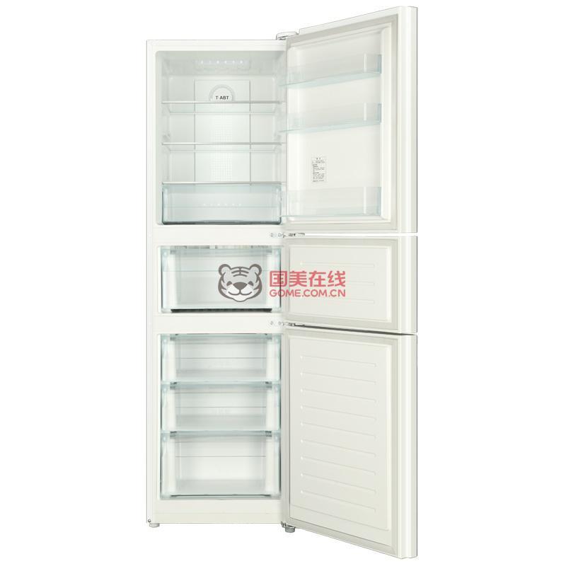 海尔冰箱bcd-260wdgw