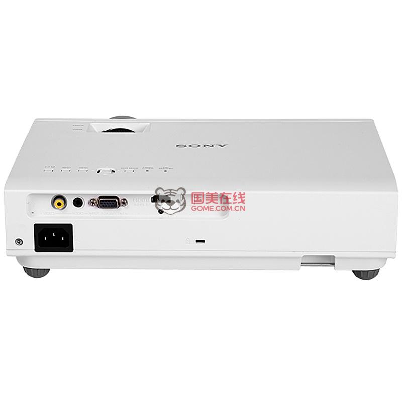 索尼(sony)vpl-dx102投影机(白色)