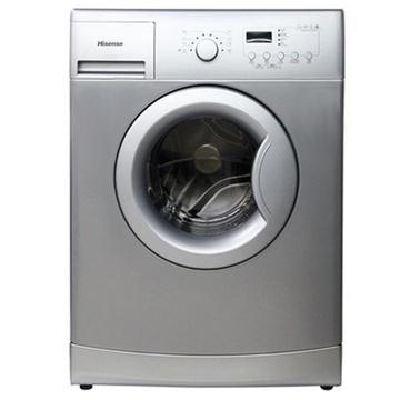 海信(Hisense) XQG70-X1001S 7公斤 节能滚筒洗衣机(银色) 超高性价比95°除菌洗 预约洗