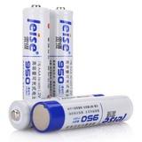 雷摄(LEISE) 7号AAA950mAh 镍氢高容量可充式电池(四节) 适用于数码相机/学习机/MP3/剃须刀/电动玩具