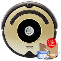 iRobot家用全自动智能清洁扫地机器人吸尘器Roomba VIP版(会思考会说话的智能机器人)