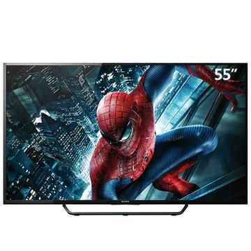 SONY 索尼 KD-55X8000C 55英寸4K超高清电视 5599元包邮