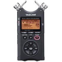 TASCAM录音笔DR-40 4轨线性PCM  单反微电影录音 婚庆调音台录音