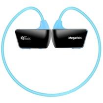 麦格菲斯(Megafeis)E30头戴运动MP3(活力蓝)(8G)