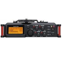 TASCAM录音机DR-70D 微电影录音 4轨录音机 单反同步录音 全中文菜单