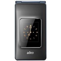 波导(BIRD)V9 GSM老人手机(黑色)双卡双待