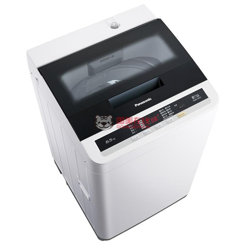 国美自营 松下洗衣机xqb65-q6321