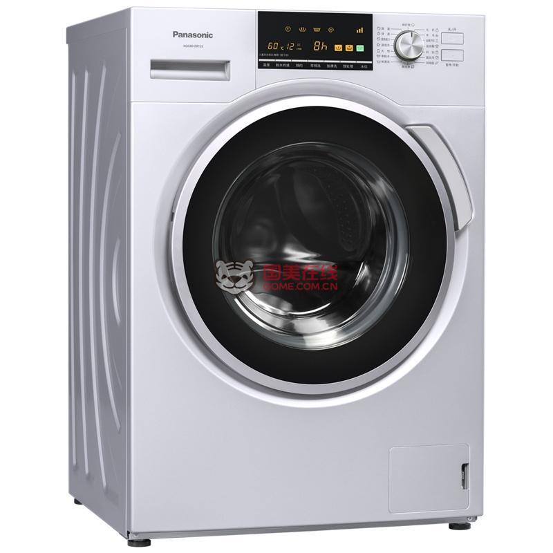 松下洗衣机xqg80-e8122-国美团购