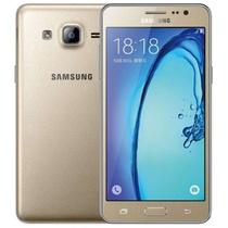 三星 Galaxy On7(G6000)8G版 流沙金 全网通4G手机 双卡双待