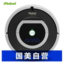 iRobot家用智能清洁扫地机器人吸尘器Roomba780(虚拟墙灯塔导航,声光灰尘感应,防跌落!)