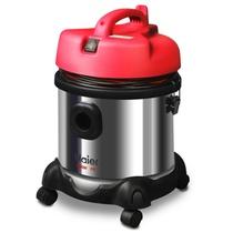 海尔干湿吹三用 不锈钢桶身 大功率大容量家用商用桶式吸尘器HC-T3143R