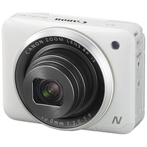 佳能(canon)PowerShot N100 数码相机